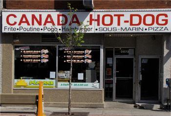Canada Hot Dog