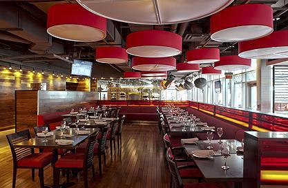Houston Avenue Bar & Grill - Square Victoria