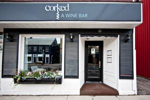Corked Wine Bar
