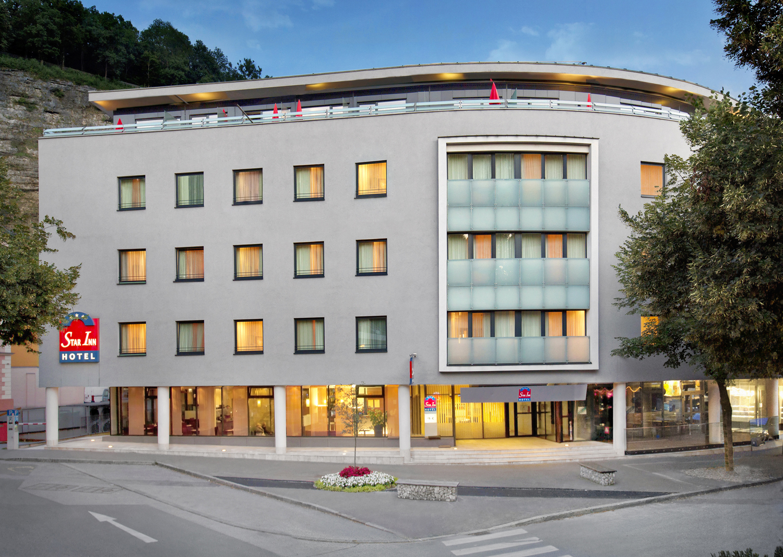 薩爾茨堡中心星級酒店