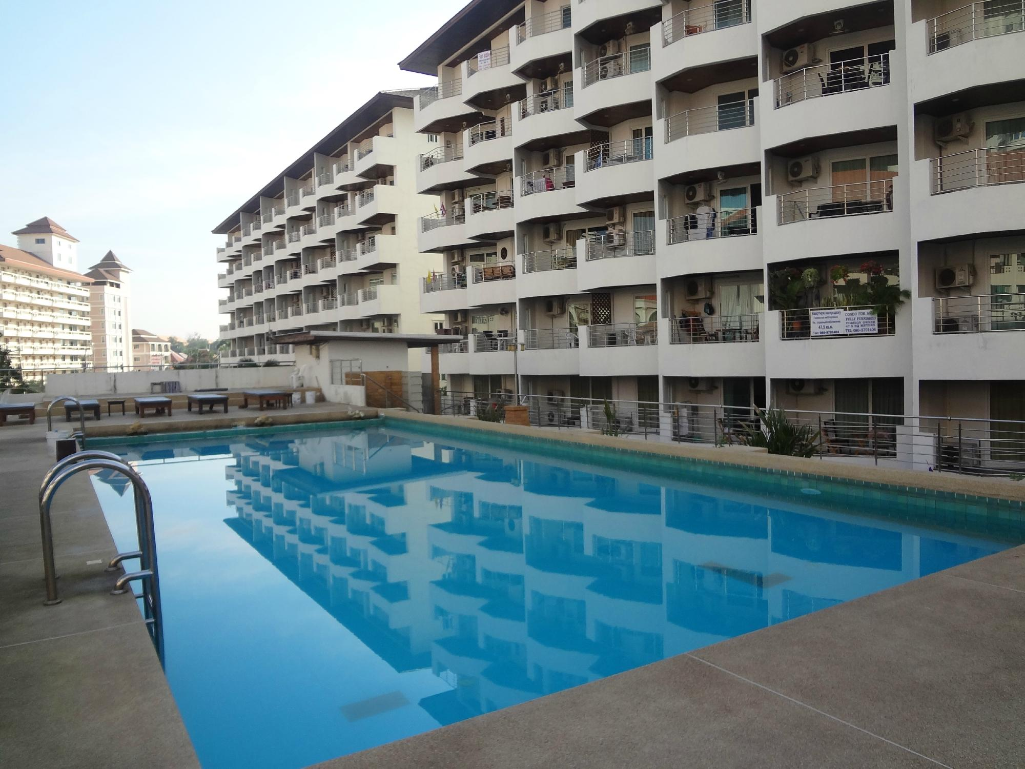 Jomtien Plaza Residence Pattaya