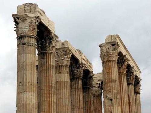 奥林匹亚宙斯神庙