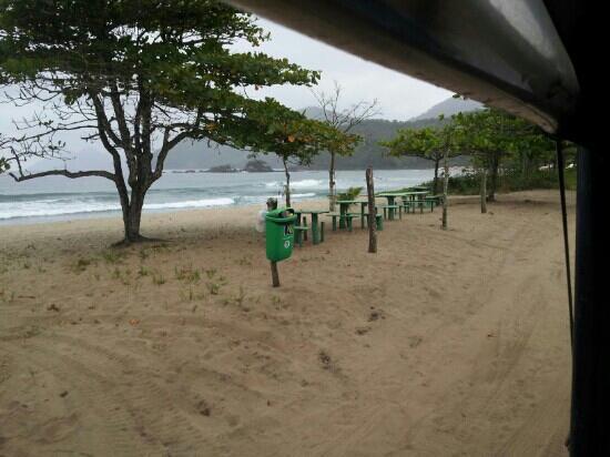 Baia de Castelhanos Beach