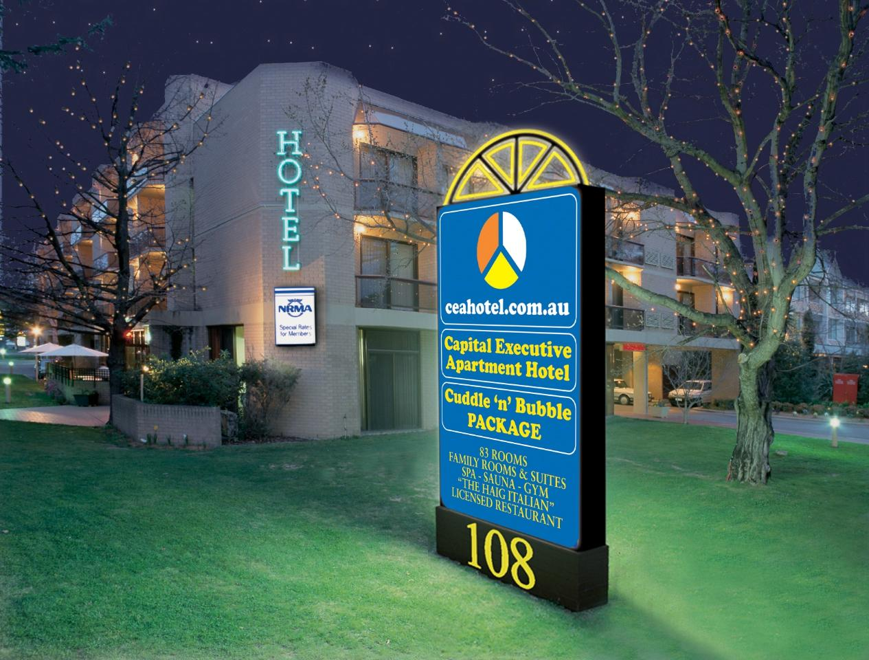 ‪Capital Executive Apartment Hotel Canberra‬
