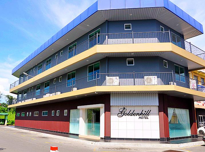 Goldenhill Hotel