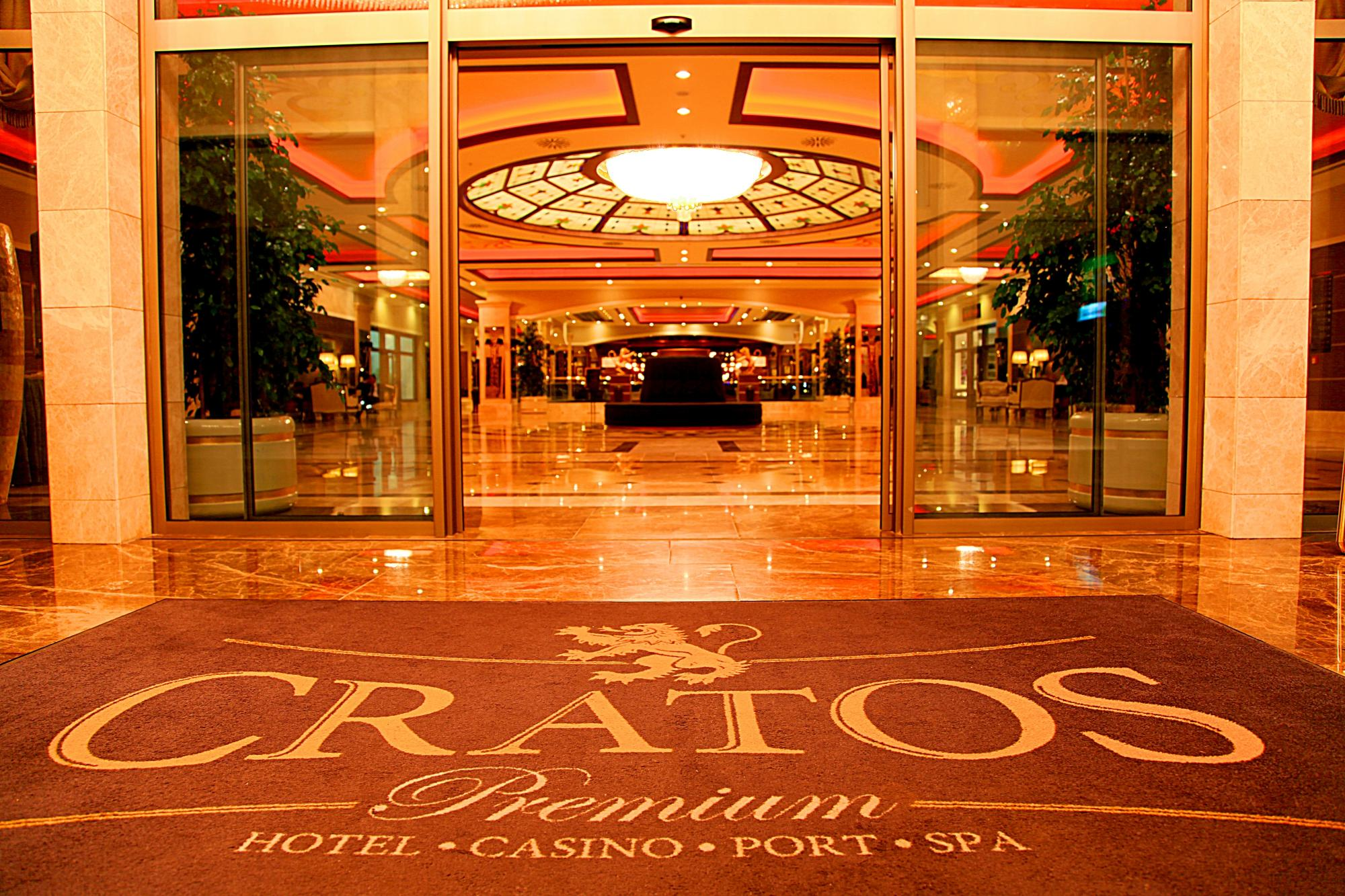 Cratos Premium Hotel, Casino, Port & Spa