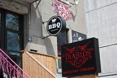 Diablo's BBQ Smokehouse