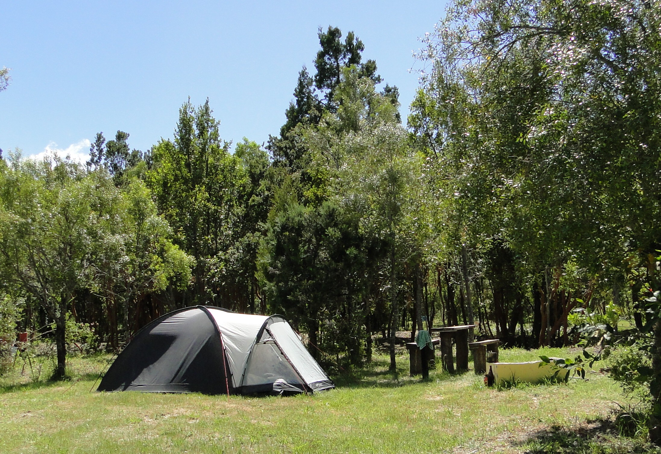 Camping Delta del Azul