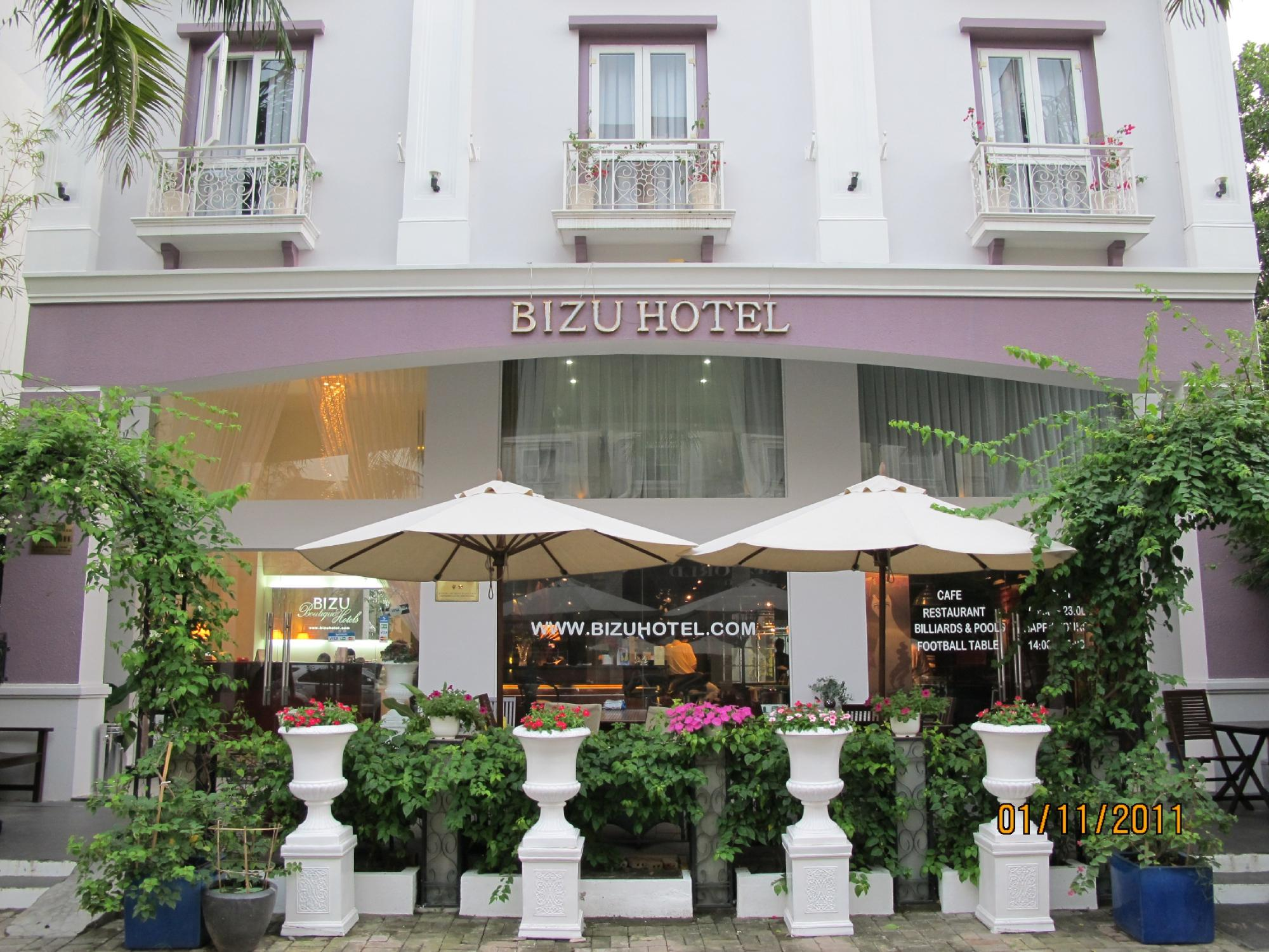 Bizu Boutique Hotel Phu My Hung