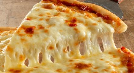 Cheesy Pizza And Pasta