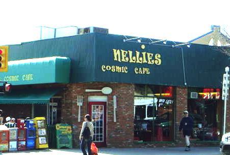 Nellies Cosmic Cafe