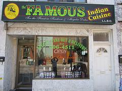 Famous Indian Cuisine