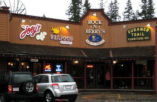 Joey's Seafood Restaurant