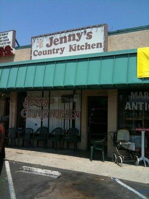 Jenny's Country Kitchen