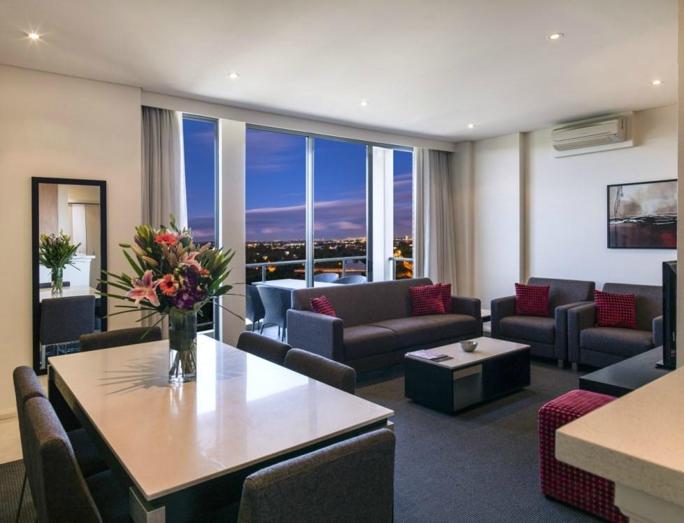 Meriton Serviced Apartments Parramatta