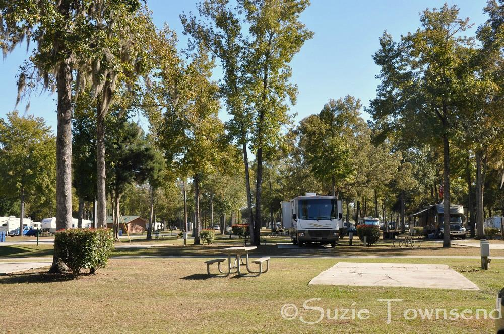 Hookup South In Full Carolina Campgrounds