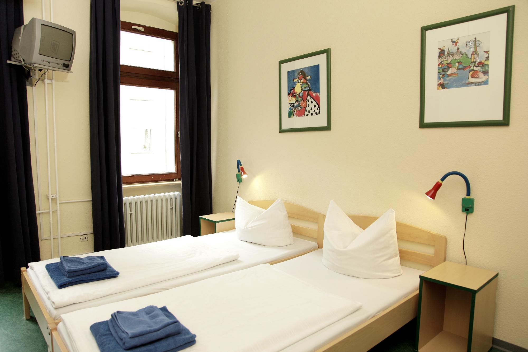 Acama Schoneberg Hotel+Hostel