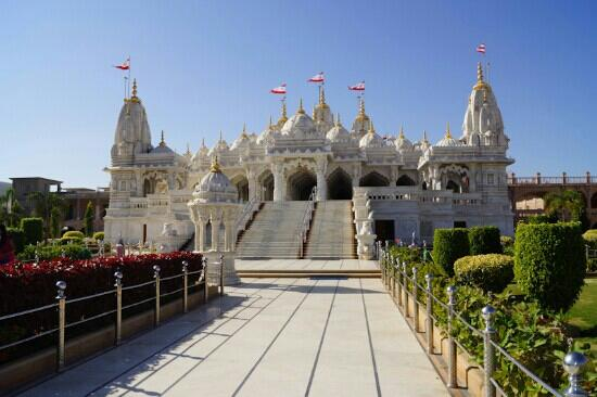 ‪Shree Swaminarayan Temple Bhuj‬