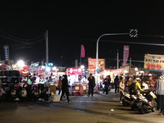 Wusheng Night Market
