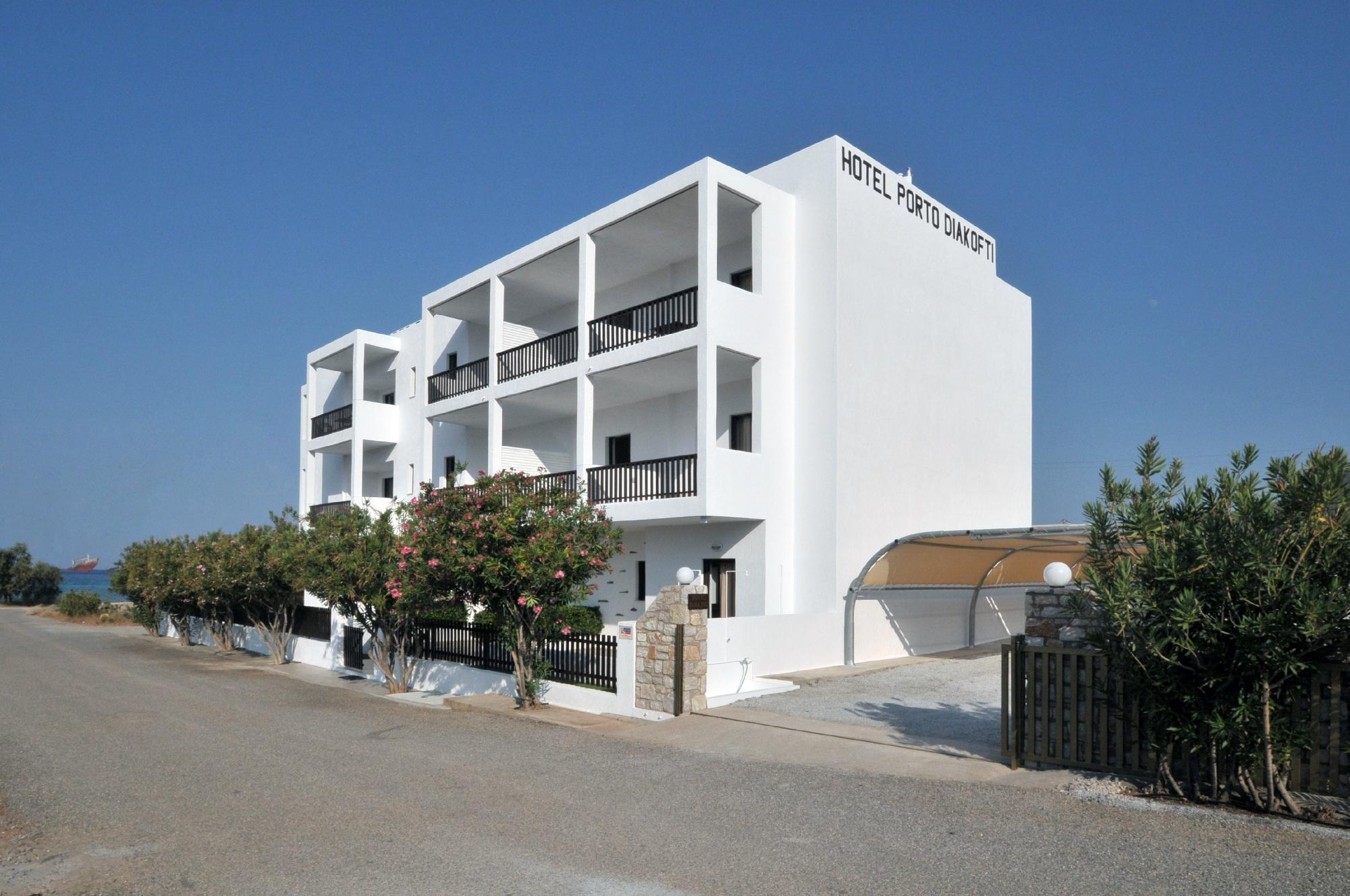 Hotel Porto Diakofti