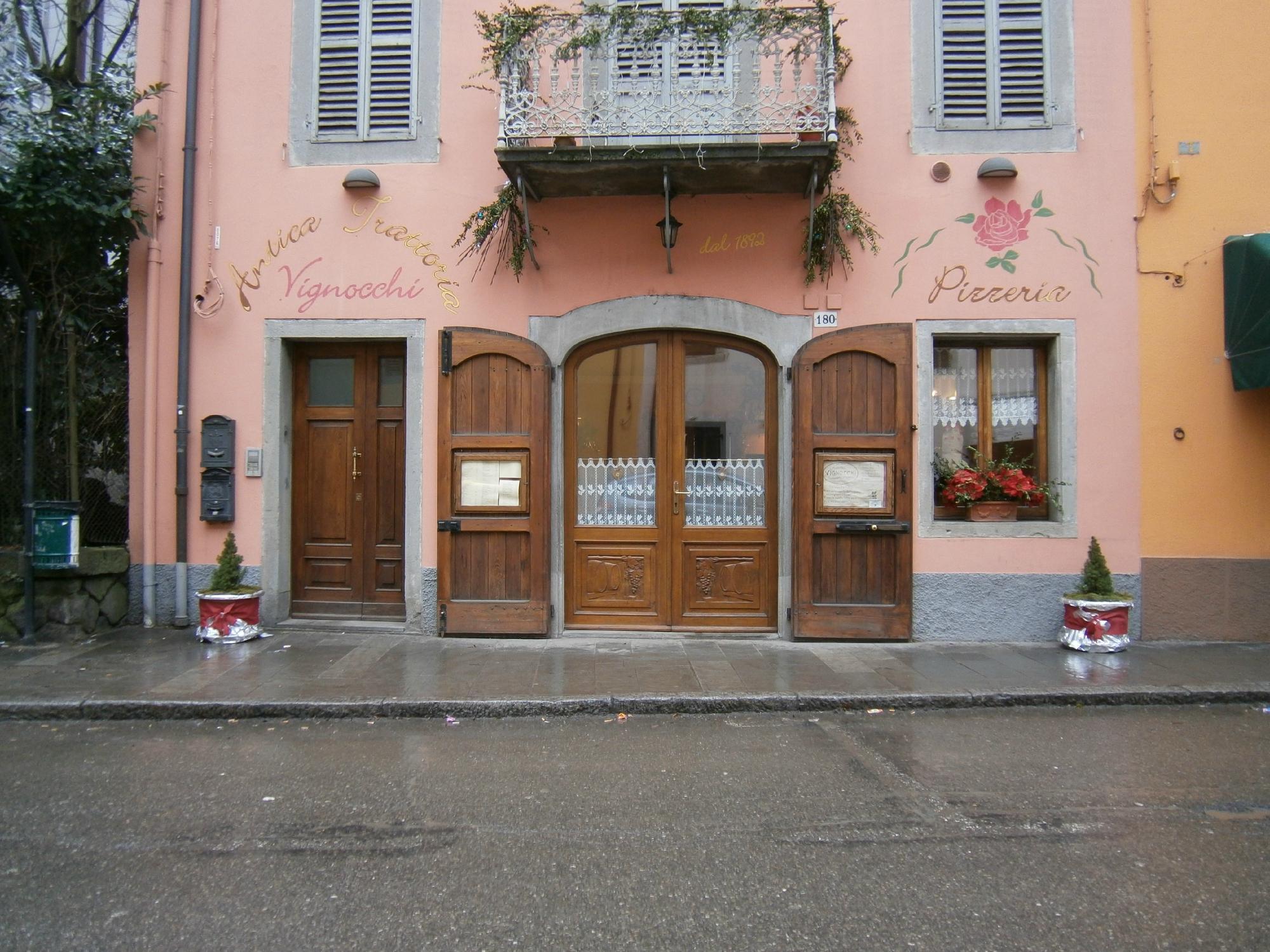 Antica Trattoria Vignocchi