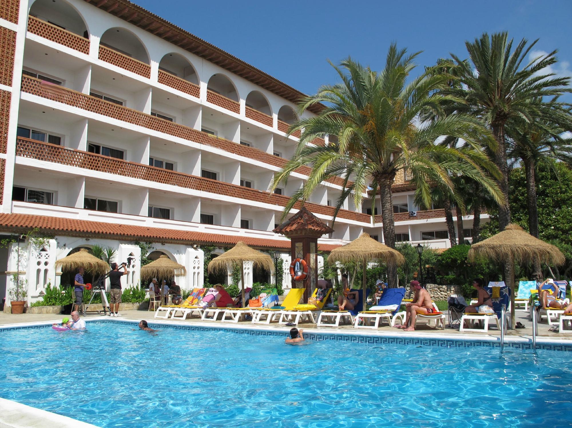 Gran Hotel Europe Comarruga
