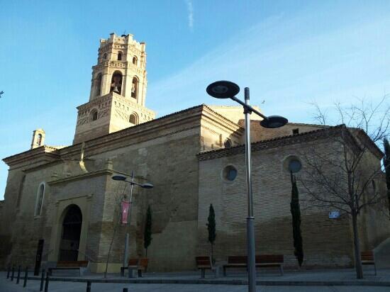 Catedral Santa Maria del Romeral