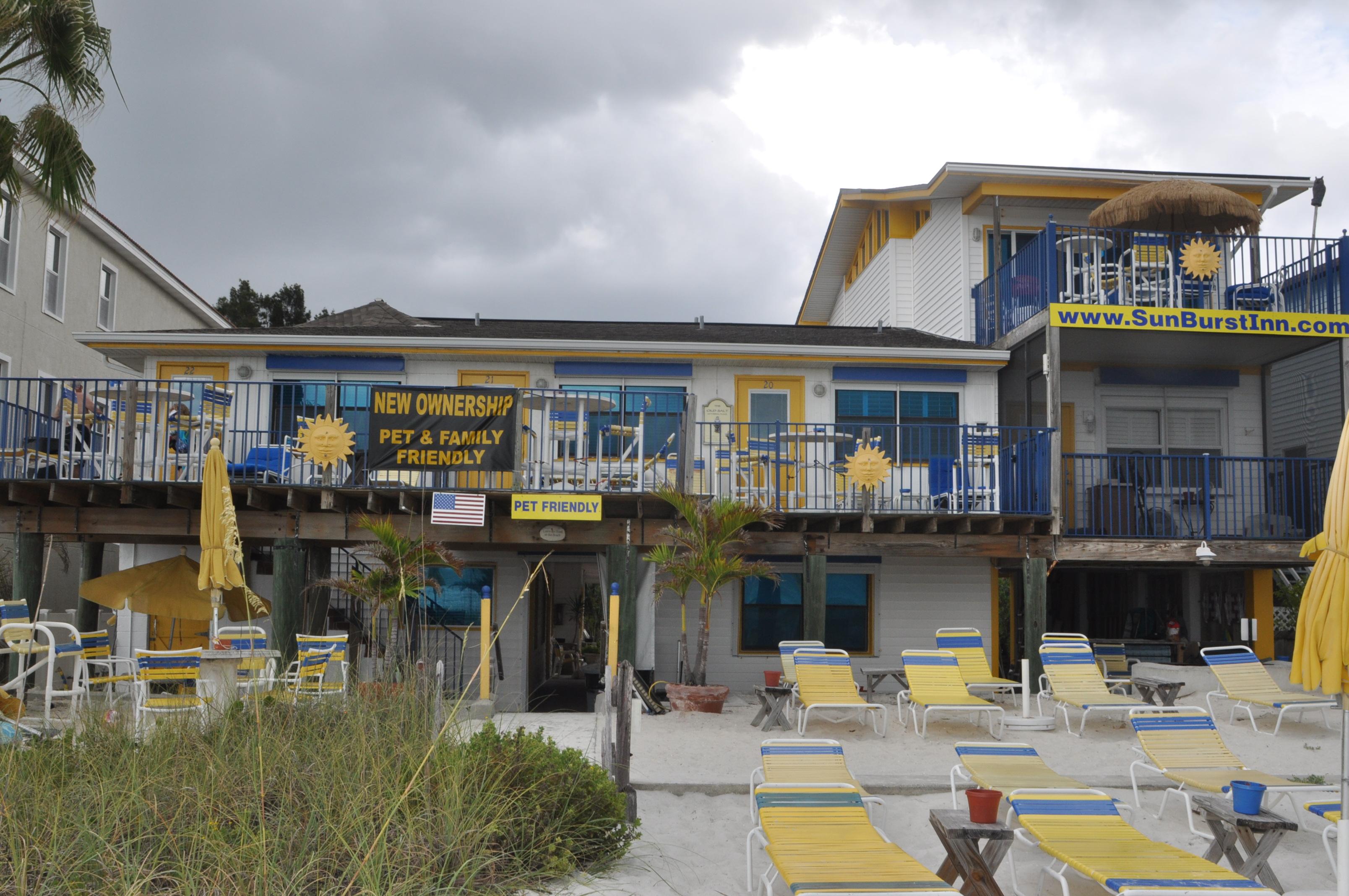 Sun Burst Inn