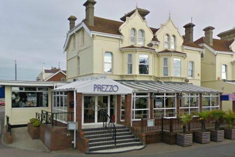 Prezzo - Clacton-on-Sea