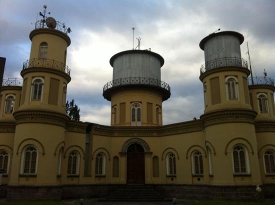 Observatorio Astronomico de Quito