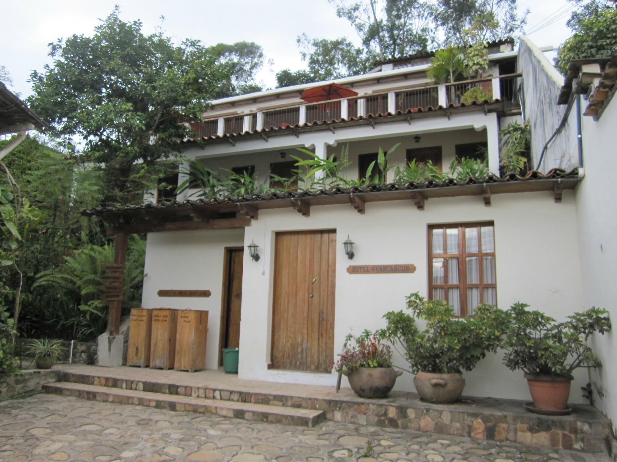 Hotel & Restaurant Guancascos