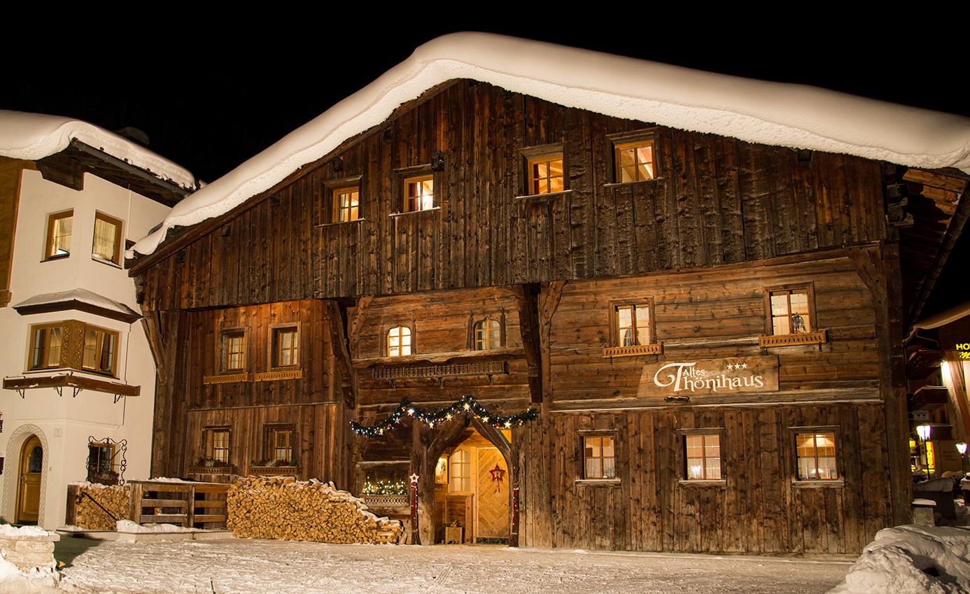Altes Thonihaus
