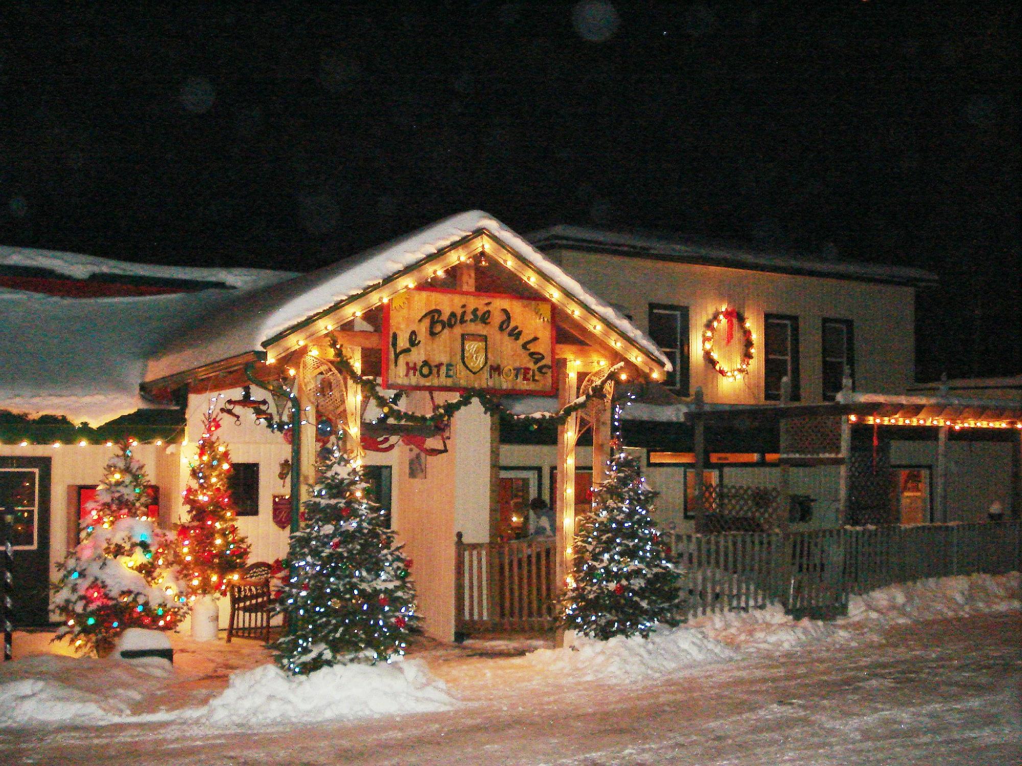 Hotel-Motel Le Boise Du Lac
