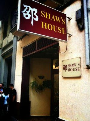 Shaw's House