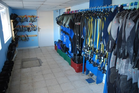 Scuba Tribe diving center