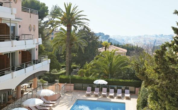 Park & Suites Cannes Le Cannet