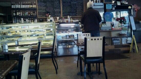 Moka Coffee Pastries & Wine