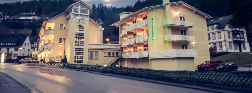Hotel Restaurant Tannenhof