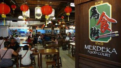 Wisma Merdeka Food Court