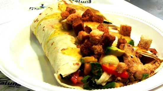 Mezzaluna Salads