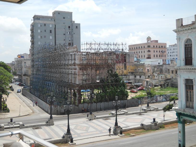 Vista al Prado