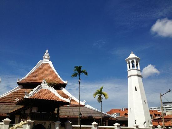 Kampung Hulu Mosque