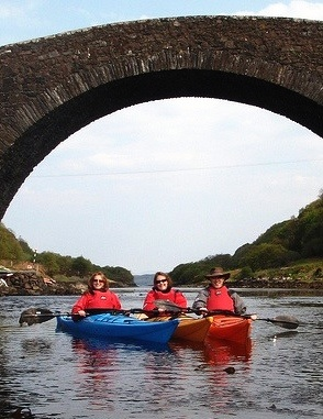 Sea Kayak Scotland
