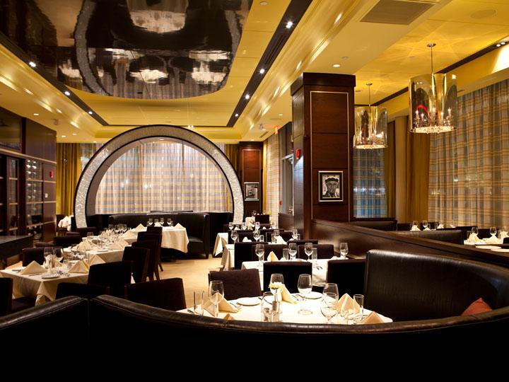 Strega waterfront - Private dining room boston ...