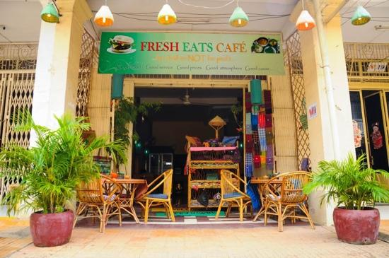 Fresh Eats Cafe