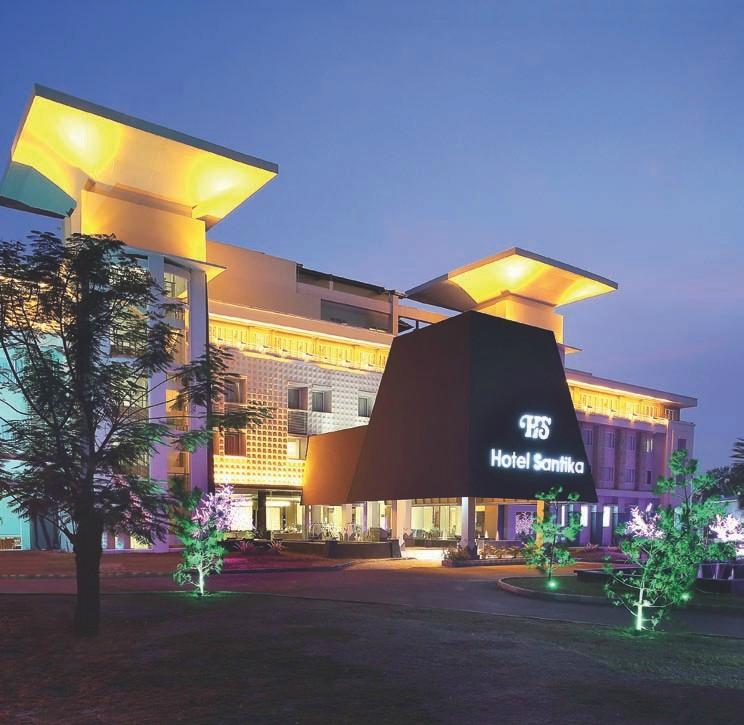 Hotel Santika Taman Mini Indonesia Indah-