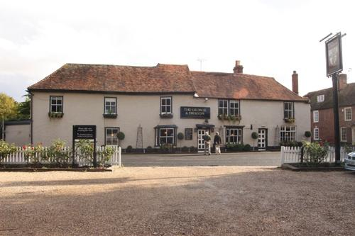 ‪The George & Dragon‬