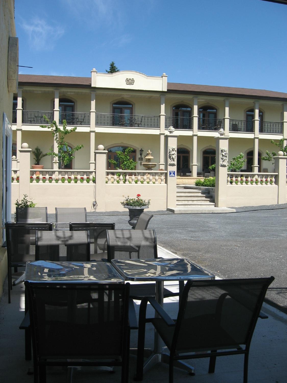Vignoble Carpinteri, Villa Carpinteri