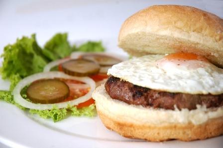 Agadon Bar Burger