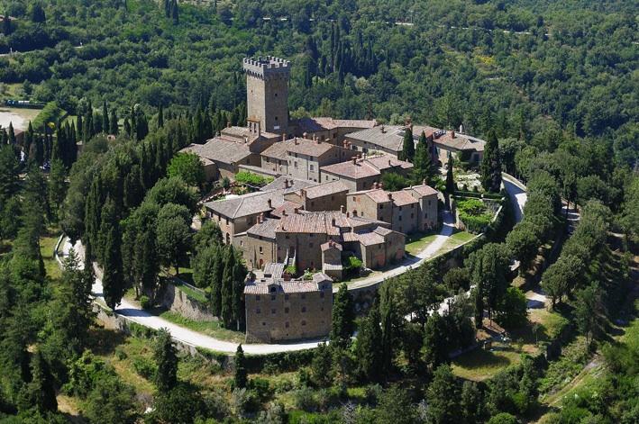Il Castello di Gargonza